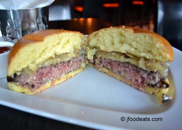 Hudson Grill Burger Open