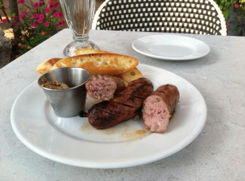 bl eat sausage 1