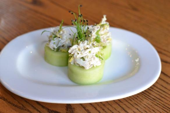 BL Crab Salad