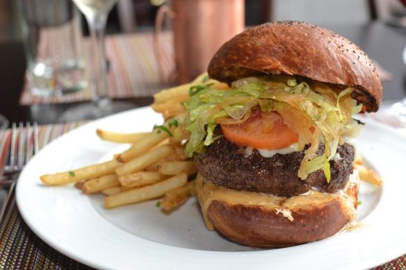 CTB Burger