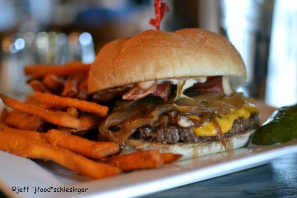 LP Burger 1