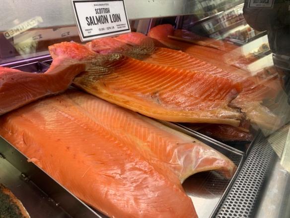 Smoked Salmons